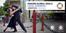Se viene la edición argentina del Making Global Goals Local Business